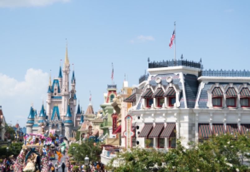 disney world parades