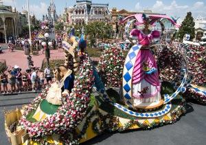 disney world parades