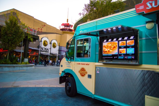 Disney World Food Trucks